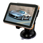 "2016 5"" inch GPS SAT NAV Car Navigation System Newest AU EU Maps Free Update 4GB"