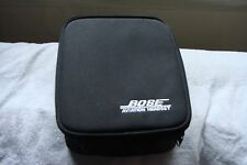 Aviation Pilots Bose Headset Carry Case, Black Softside