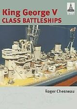 ShipCraft: King George V Class Battleships by Roger Chesneau (2004, Paperback)
