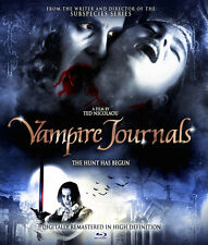 Vampire Journals Blu-ray, Directed by Ted Nicolaou, Full Moon Features