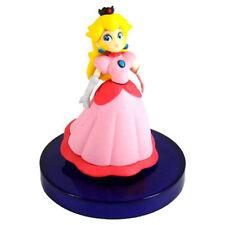 Mario Galaxy - Desk Top Figures - PRINCESS PEACH - New Loose from Gacha Ball
