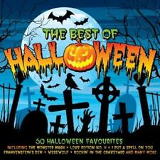 Best of Halloween - 50 Favourites *2 CD*NEU
