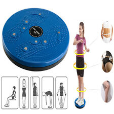 Twist Waist Torsion Body Massage Board Aerobic Foot Exercise Fitness Magnetic