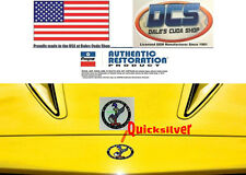 1974 Plymouth Road Runner GTX Hood Extension Decal NEW USA
