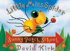 Little Miss Spider At Sunnypatch School by , Good Book