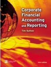 Corporate Financial Accounting & Reporting Sutton, Tim