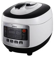 MIDEA SS5033 Electric Pressure Cooker: 12 Programs + 7 Modes + 7 Pressure Levels