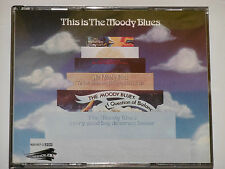 THE MOODY BLUES -This Is The Moody Blues- 2xCD BOX