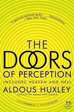 The Doors of Perception & Heaven and Hell by Aldous Huxley Paperback Book (Engli