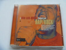 RAP ROCK  KPM  RARE LIBRARY SOUNDS MUSIC CD