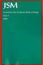 Journal for the Academic Study of Magic, Issue 3 2005, David Evans