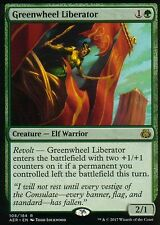 Greenwheel Liberator | NM/M | AEther Revolt | Magic MTG