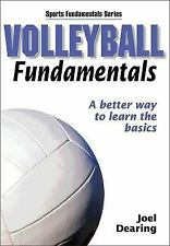 Volleyball Fundamentals by Joel Dearing and Human Kinetics Staff  Paperback