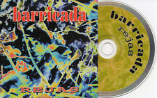 "BARRICADA ""REJAS"" ULTRA RARE SPANISH PROMO CD SINGLE / EL DROGAS - BONI"
