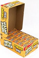 Now and Later Chewy Mango Soft Chews 24 Count 6 piece bars Bulk Candy Candies
