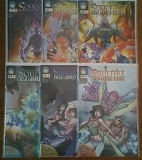 ASPEN COMICS SOULFIRE NEW WORLD ORDER #0 1 2 3 4 COMPLETE MINI SERIES