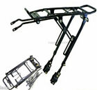 Bicycle cycle alloy rear rack carrier bracket bike luggage universal 20-29""