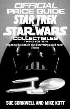 Star Trek and Star Wars Collectibles: Third Edition (Official Price Guide to St