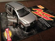 MERCEDES BENZ ML CLASS SUV 1:36?? DIECAST WITH OPENING DOORS SILVER RARE MAISTO