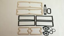 1970 Chevy Nova Paint Gasket Seal Kit Tail Light Parking Lens Door Handle