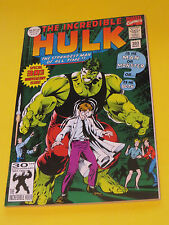 1992 THE INCREDIBLE HULK # 393 30TH ANNIVERSARY FOIL LIKE EDITION MARVEL COMIC