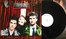 "CROWDED HOUSE - RARE FRENCH PROMO TEST-PRESSING LP ""TEMPLE OF LOW MEN"""