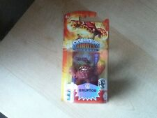 Skylanders Giants LightCore Eruptor Nuevo funciona en supercompresores Raro