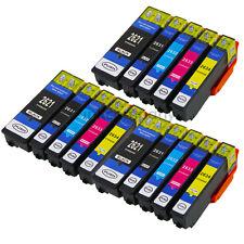 15x xl encre Cartouches pour Epson xp510 xp520 xp600 xp605 xp610 xp615 xp620