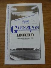 09/01/1988 Glenavon v Linfield  (No obvious faults)