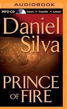 Gabriel Allon: Prince of Fire 5 by Daniel Silva (2014, MP3 CD, Unabridged)