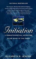 Initiation: A Woman's Spiritual Adventure in the Heart of the Andes-ExLibrary