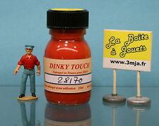 28170 - Peinture Dinky Touch rouge brique pour Peugeot 402 Dinky Toys 24K