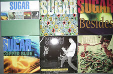 5 CD BOX Sugar – Complete Recordings 1992-1995 Hüsker Dü Bob Mould