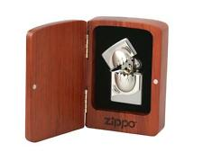 "ZIPPO SPECIAL EDITION ""DRAGON-EGG TRICK"" LIGHTER * NEW in ROSEWOOD BOX *"
