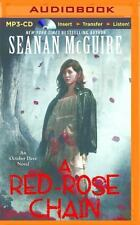 A Red-Rose Chain - by Seanan McGuire MP3 CD Audiobook