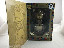 Hello Kitty Tokidoki GOLD KITTYPATRA Ltd Ed Vinyl Collectible Figure NIB
