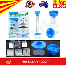 Water Purifier Science Kit DIY Educational Creative Set Kids Toy