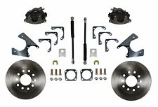 Chevell Skylark GTO Nova Rear Disc Brake Conversion Parking Brake Delete