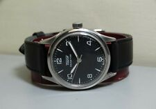 VINTAGE Tissot Seastar Winding Swiss Made Red Dial Old Used Antique e818 Watch