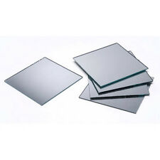 3 x 3 Inch Square Glass Craft Mirrors 5 Pieces Mosaic Tiles. Free shipping!
