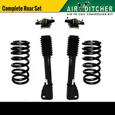 86-91 Oldsmobile Delta 88 Rear Air to Shocks & Springs w/ Mounts Conversion Kit