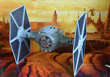 STAR WARS VEHICLE POTF COLLECTION TIE FIGHTER  FIGHTER
