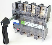 General Electric DILOS 4 Leistungsschalter Circuit Breaker 630A 415V Ui1000V AEG