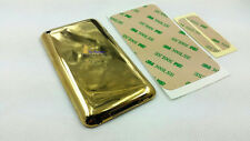 gold golden metal back case housing frame bracket for ipod touch 4th gen 4g 64gb