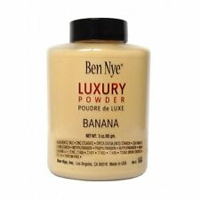 Ben Nye Banana Luxury Powder 3 Oz (85 Gm) Kim Kardashian