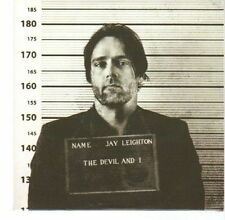 (EA527) Jay Leighton, The Devil And I - 2013 DJ CD