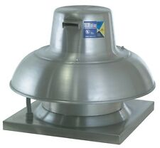 CAPTIVE-AIRE SYSTEMS, INC. COMMERCIAL HIGH SPEED DOWNBLAST EXHAUST FAN .25HP - D