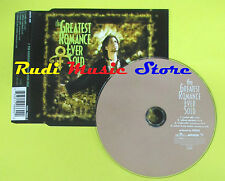 CD Singolo PRINCE The greatest romance ever sold 1999 eu no lp mc dvd vhs (S9)