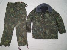 Soviet Russian Army winter Butan camo suit size 52-3 Made in 1995