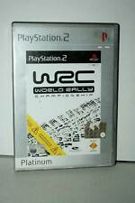 WRC WORLD RALLY CHAMPIONSHIP USATO SONY PS2 ED ITA PAL PLATINUM VBC-E 37885
